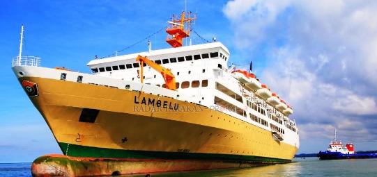 Jadwal Keberangkatan Dan Harga Tiket Kapal Pelni Km Lambelu Terbaru