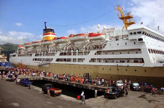 Jadwal Keberangkatan Dan Harga Tiket Kapal Pelni Rute Jakarta Ambon