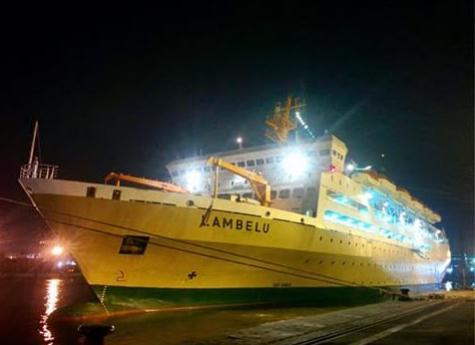 Update Juli Dan Agustus 2019 Jadwal Keberangkatan D An Harga Tiket Kapal Pelni Km Lambelu