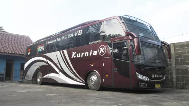 Jadwal Keberangkatan Dan Harga Tiket Bus Kurnia Terbaru 2019